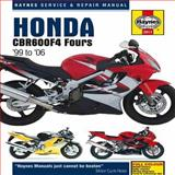 Honda CBR600F4 Fours 1999-2006, Matthew Coombs and Max Haynes, 1844255956