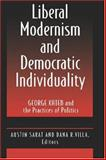 Liberal Modernism and Democratic Individuality : George Kateb and the Practices of Politics, , 0691025959