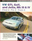 VW GTI, Golf, and Jetta, Mk III and IV, Kevin Clemens, 0760325952