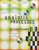 Analytic Processes for School Leaders 9780871205957
