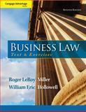 Business Law : Text and Exercises, Rogers and Miller, Roger LeRoy, 1133625959