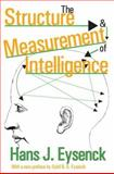 The Structure and Measurement of Intelligence, Eysenck, Hans J., 1412805953