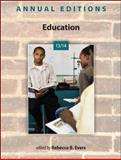 Annual Editions: Education 13/14, Evers, Rebecca, 0078135958