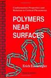 Polymers Near Surfaces : Conformation Properties and Relation to Critical Phenomena 1992, Elsenriegler, E., 9810205953