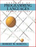 Concepts of Programming Language, Sebesta, Robert W., 0201385961