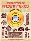 Design Motifs of Ancient Mexico, Jorge Enciso, 0486995968