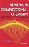 Reviews in Computational Chemistry, , 0471185965