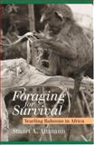 Foraging for Survival 9780226015965