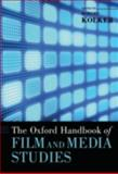 The Oxford Handbook of Film and Media Studies, , 0195175964
