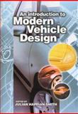 An Introduction to Modern Vehicle Design, , 0768005965