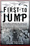 First to Jump, Jerome Preisler, 0425265978