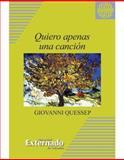 Quiero Apenas una Canción, Quessep, Giovanni, 9587105974