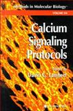 Calcium Signaling Protocols, , 0896035972