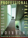Professional Practice for Interior Designers, Piotrowski, Christine M., 0471285978