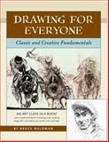 Drawing for Everyone, Bruce Waldman, 1441315977