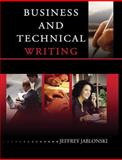 Business and Technical Writing, Jablonski, Jeffrey, 0757555977