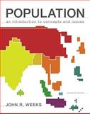 Population : An Introduction to Concepts and Issues, Weeks, John R., 1111185972