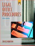Legal Office Procedures, Morton, Joyce, 0130155977