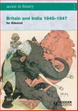 Access to History Britain and India, 1845-1947, Leadbeater, Tim, 0340965975