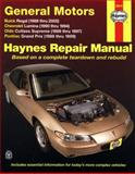 General Motors Buick Regal Chevrolet Lumina Olds Cutlass Supreme Pont, Haynes, 1563925974