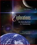 Explorations INTRO to Astronom, Arny, Thomas and Schneider, Step, 0073315982