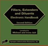 Fillers, Extenders, and Diluents Electronic Handbook, 5 User Network, , 1890595985