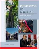 Perspectives on Argument with New Mycomplab Student Access Card, Wood, Nancy V., 0321845986