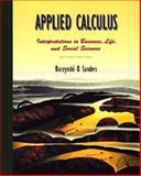 Applied Calculus, Denny Burzynski and Guy D. Sanders, 0534175988