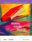 Informal Reading Inventory 9780618495986