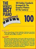 The World's Best Piano Arrangements, Alfred Publishing Staff, 0898985986