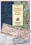 Directory of Irish Family History Research No. 22 1999, Trainor, Brian and Ulster Historical Foundation Staff, 0901905984