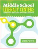 Middle School Literacy Centers, Lynette Prevatte, 0929895983