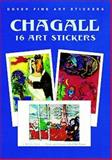 Chagall, Marc Chagall, 0486405982