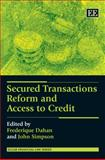 Secured Transactions Reform and Access to Credit, , 1847205984