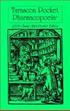 Tarascon Pocket Pharmacopoeia Classic Shirt-Pocket Edition, 22nd Edition, Tarascon Publishing Staff, 0763765988