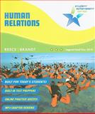 Human Relationsfirst, Reece, Barry and Brandt, Rhonda, 0618975993