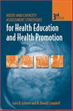 Needs Assessment Strategies for Health Education and Health Promotion, Gilmore, Gary D., 0763725994