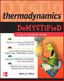 Thermodynamics, Potter, Merle, 0071605991