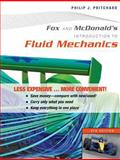 Fox and Mcdonald's Introduction to Fluid Mechanics 8E Binder Ready Version, Pritchard, Philip J., 1118355997