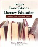 Issues and Innovations in Literacy Education, Robinson, Richard D., 0872075990