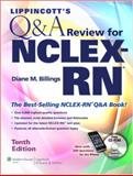 LWW DocuCare 2-Year; LWW NCLEX-RN 10,000 PrepU; Plus Billings 10e Q&a Package, Lippincott Williams & Wilkins Staff, 1469805995