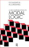 A New Introduction to Modal Logic, Hughes, G. E. and Cresswell, M. J., 0415125995