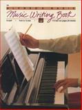 Alfred's Basic Music Writing Book, Morton Manus, 0739025996