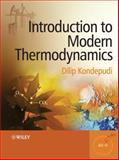 Introduction to Modern Thermodynamics, Kondepudi, Dilip, 0470015993