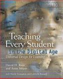 Teaching Every Student in the Digital Age : Universal Design for Learning, Rose, David and Meyer, Anne, 0871205998