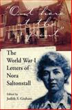 Out Here at the Front : The World War I Letters of Nora Saltonstall, Saltonstall, Nora, 1555535992