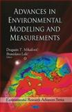 Advances in Environmental Modeling and Measurements, , 1608765997