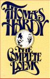 Complete Poems, Hardy, Thomas, 0020696000