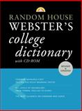 Random House Webster's College Dictionary with CD-ROM, RH Disney Staff, 0375426000
