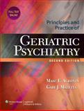 Principles and Practice of Geriatric Psychiatry, Agronin, Marc E. and Maletta, Gabe J., 1605476005